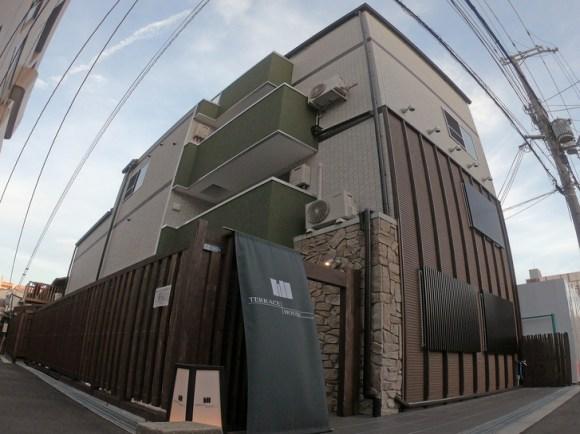 TERRACE+HOUSE谷町/外観