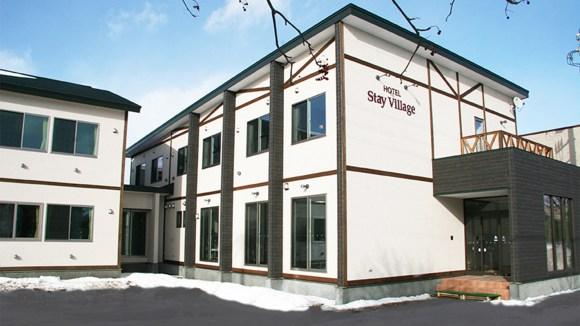 HOTEL Stay Village/外観