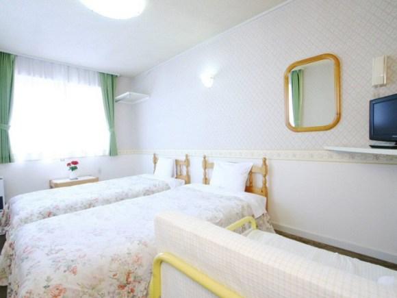 ペンションシュプール/客室
