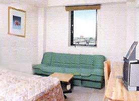 ベストイン 新潟南/客室
