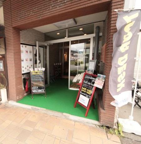 The Takayama Station Hostel 高山駅前簡易宿舎/外観