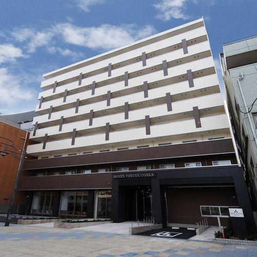 HOTEL VERTEX OSAKA(ホテル ヴェルテックス大阪)/外観