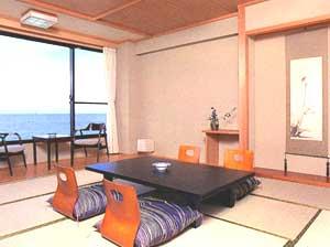 海炎温泉 湯元ホテル小野浦/客室