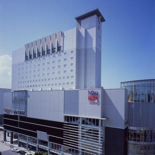 京成ホテルミラマーレ/外観