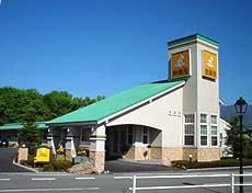 ファミリーロッジ旅籠屋・那須店/外観