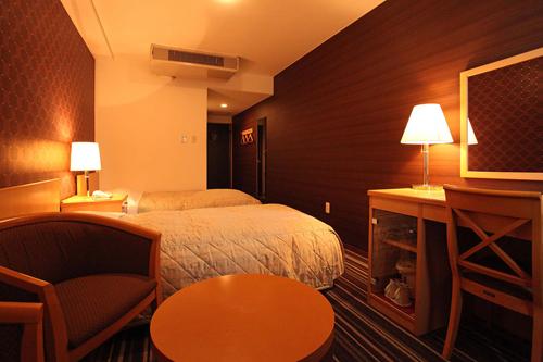 ホテル サンシャイン<茨城県>/客室