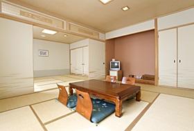 温泉ホテル八雲遊楽亭/客室