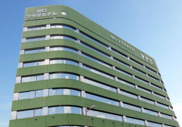 大阪守口プラザホテル 大日駅前/外観