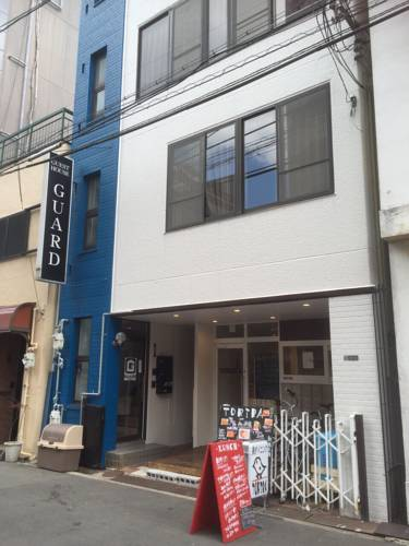 guesthouse GUARD/外観