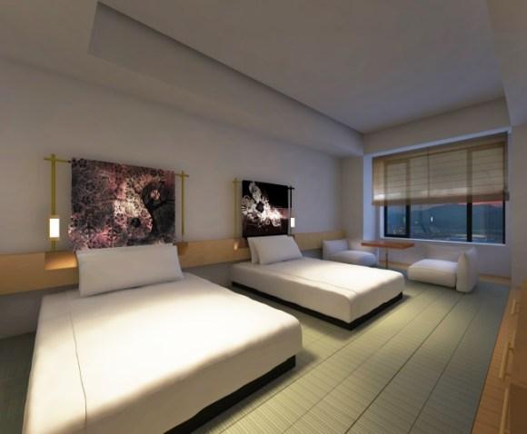 京都グランベルホテル/客室