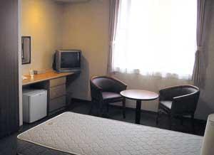 北上オフィスアルカディア フラワーホテル/客室