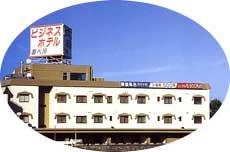 ビジネスホテル あべ川/外観