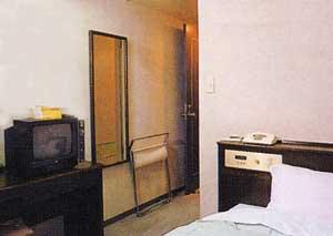 ビジネスグリーンホテル日野/客室