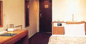 ビジネスグリーンホテル八日市/客室