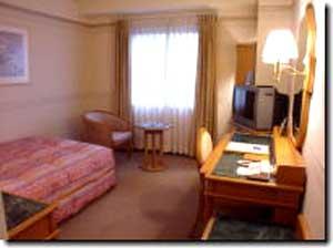 ホテル メリージュ延岡/客室