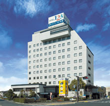 ホテル1ー2ー3倉敷/外観