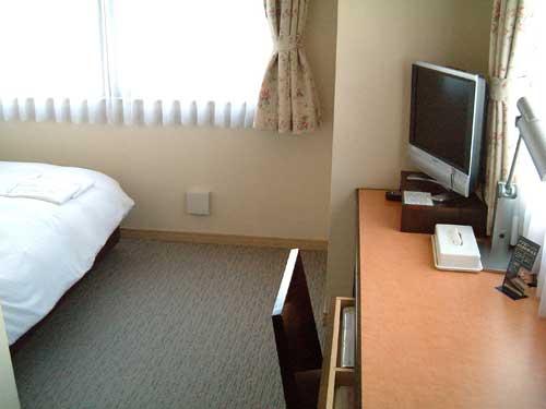 豊田プレステージホテル/客室