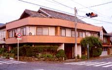 嬉野温泉 低料金の宿ビジネスの宿 旅館 一休荘/外観