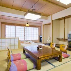道後の宿 葛城(旧:ホテル葛城)/客室