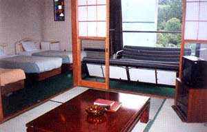 体験村 ホテルファミテック/客室