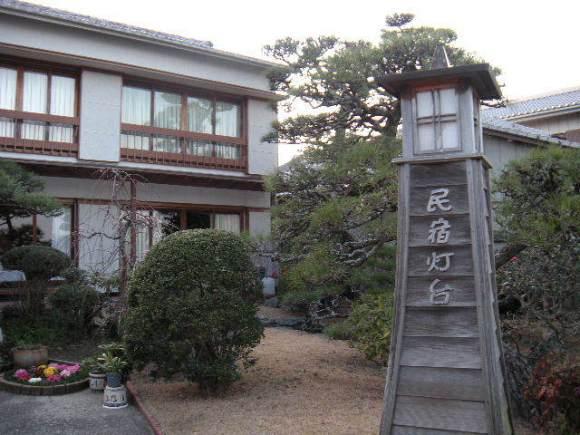 民宿 灯台<徳島県>/外観
