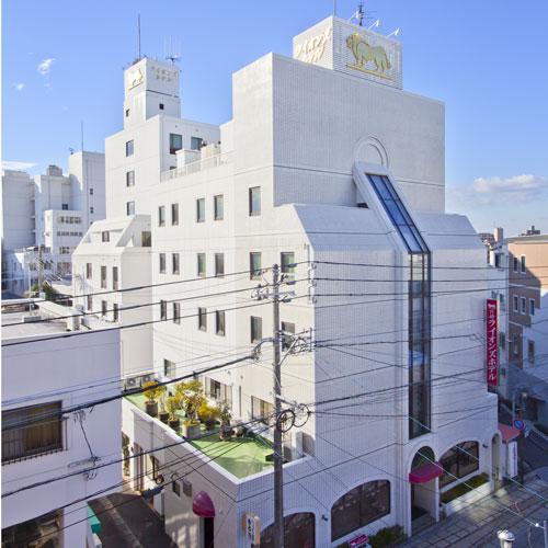 宮崎ライオンズホテル/外観