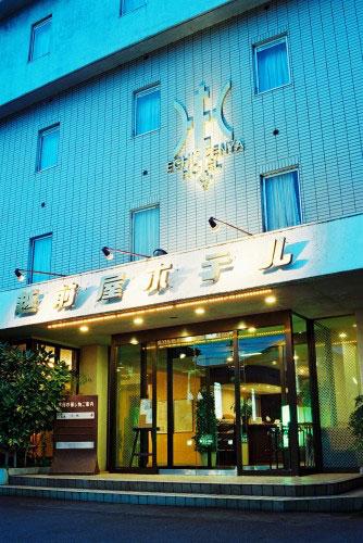 越前屋ホテル<新潟県三条市>/外観