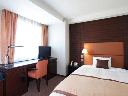 ホテルメトロポリタン高崎/客室