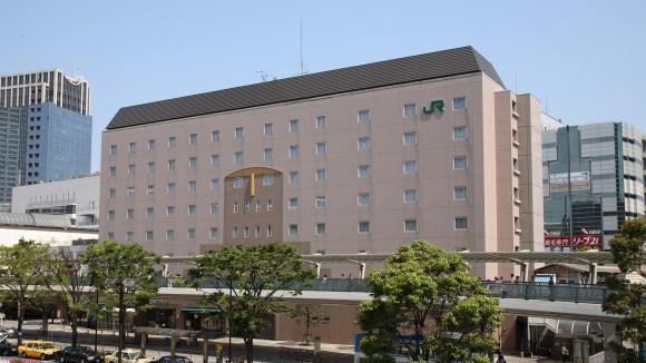 ホテルメッツ川崎<JR東日本ホテルズ>/外観