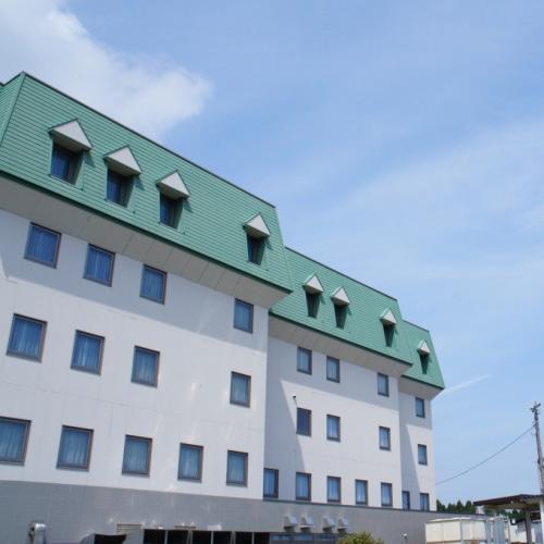ホテルフォルクローロ大湊<JR東日本ホテルズ>/外観