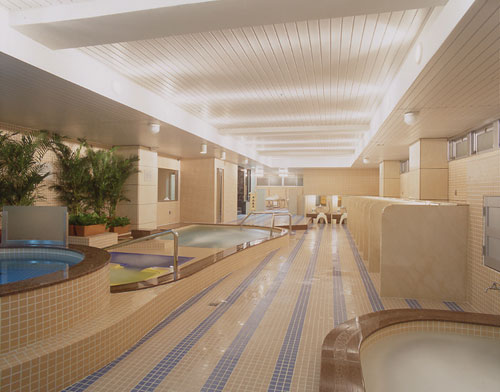 サウナ&カプセルホテル ウェルビー栄/客室