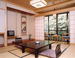梅ヶ島温泉 清香旅館/客室