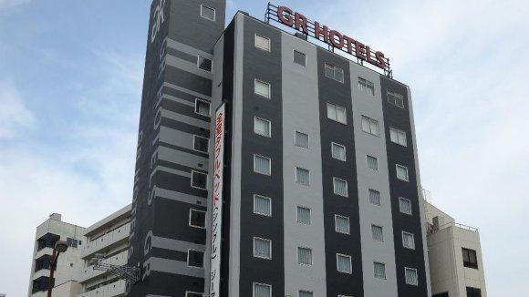 ジーアールホテル銀座通/外観