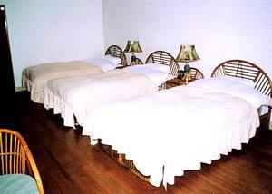 グルメロッジ自然村/客室