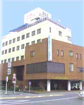 富士宮グリーンホテル/外観