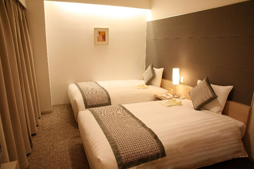 ハミルトンホテル -レッド-/客室