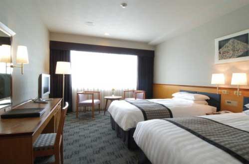 ホテル日航奈良/客室