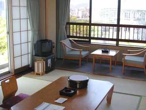 広島の宿 相生/客室