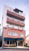 ステーションプラザ ホテル池田屋/外観