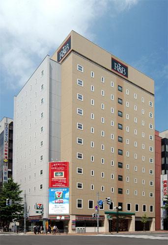R&Bホテル札幌北3西2/外観