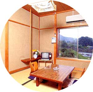 尾崎荘/客室