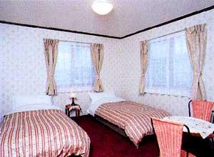 ペンション野ばら/客室