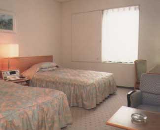 ホテルフジタ奈良/客室