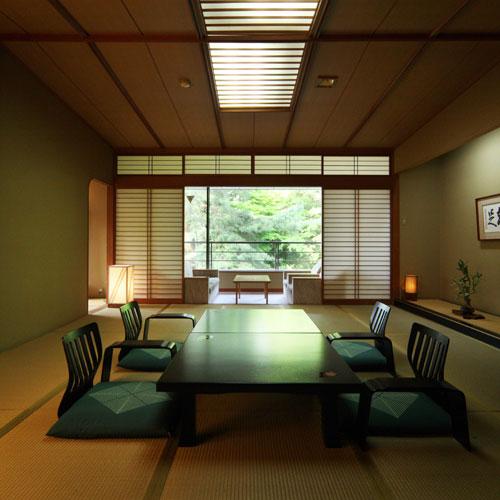 いわき湯本温泉 雨情の宿 新つた/客室
