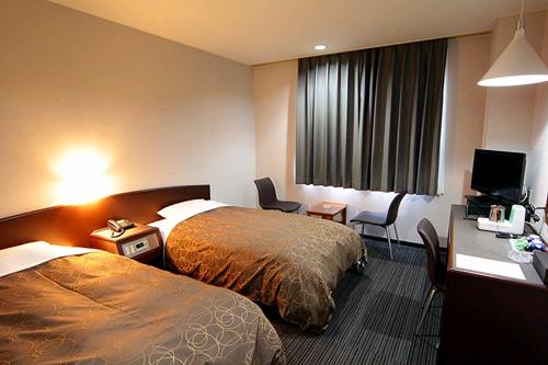 ホテル バリ・イン(旧:ホテル コスモオサム)/客室