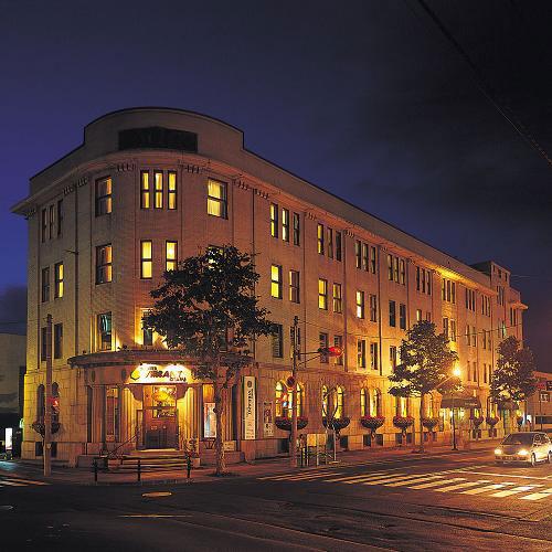 ホテル ヴィブラント オタル/外観