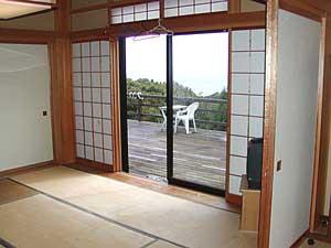 ペンション 夢眠・パパ/客室