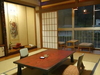 ホテル白馬荘/客室
