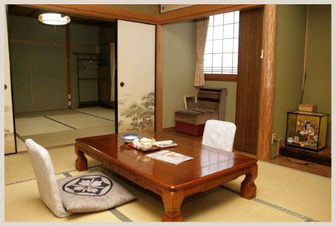 かにソムリエの宿 澄風荘(しょうふうそう)/客室