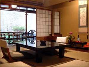 京料理 宿屋 枳殻荘/客室